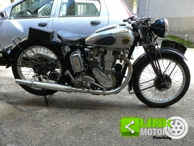 1938 BSA GOLD STAR M24 Prima Serie For Sale (picture 2 of 6)