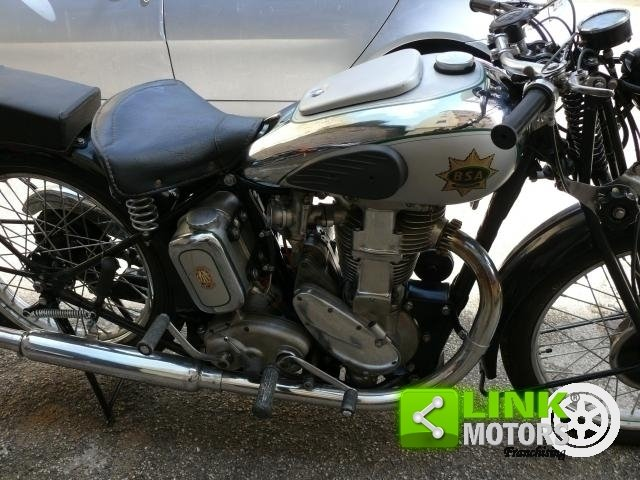 1938 BSA GOLD STAR M24 Prima Serie For Sale (picture 4 of 6)