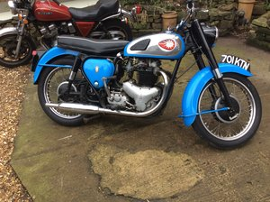1960 BSA Gold flash For Sale