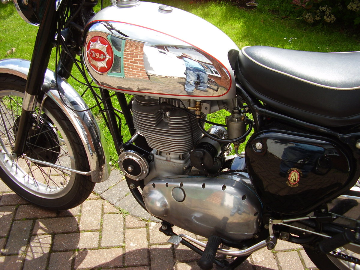 1958 Bsa DBD34 Gold Star Clubmans For Sale (picture 1 of 6)