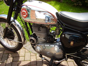 1958 Bsa DBD34 Gold Star Clubmans