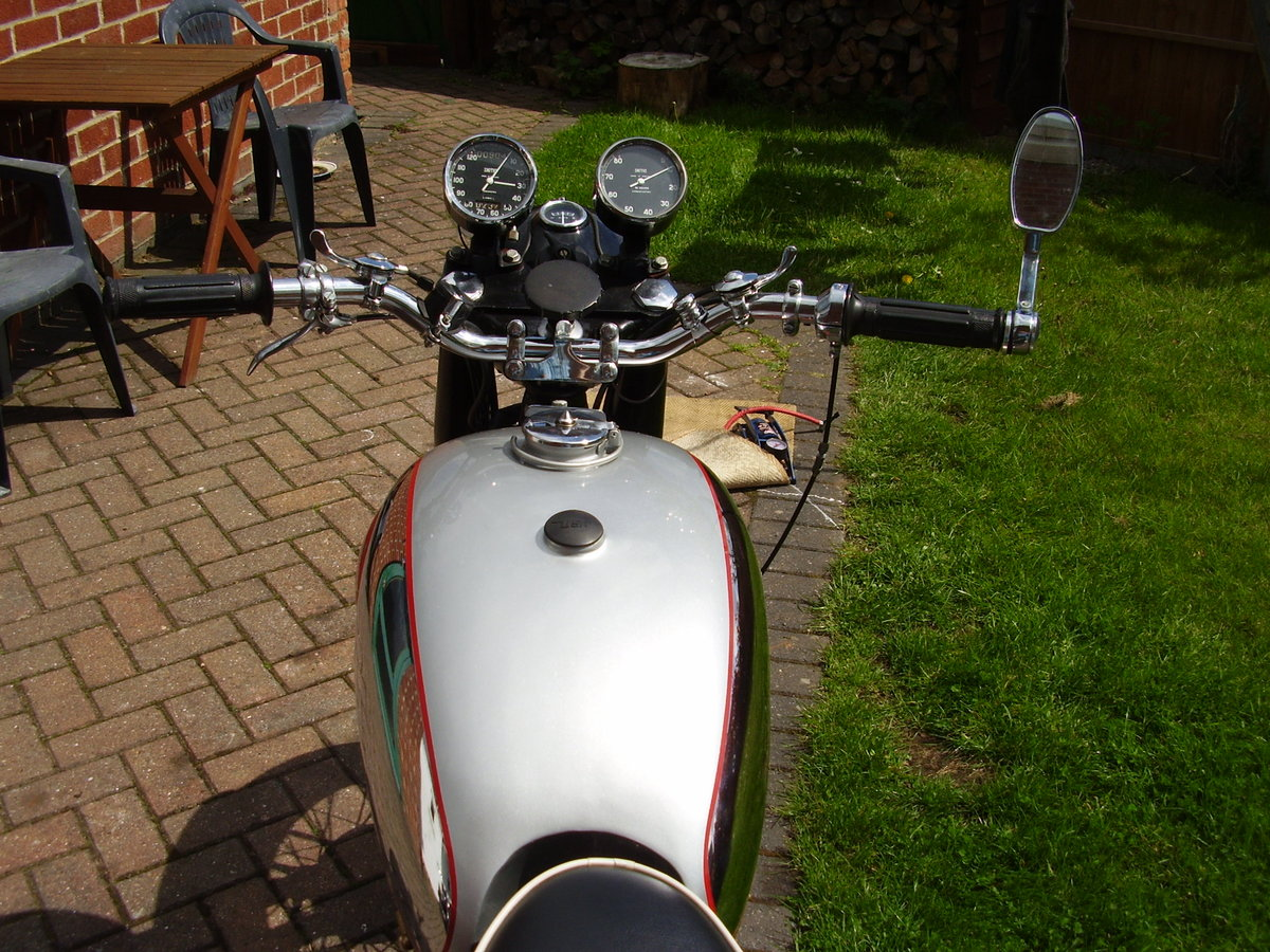 1958 Bsa DBD34 Gold Star Clubmans For Sale (picture 2 of 6)