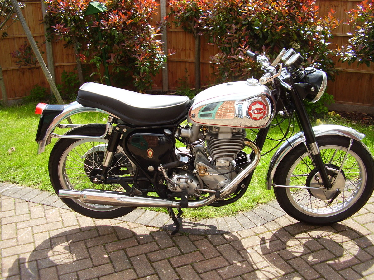 1958 Bsa DBD34 Gold Star Clubmans For Sale (picture 3 of 6)