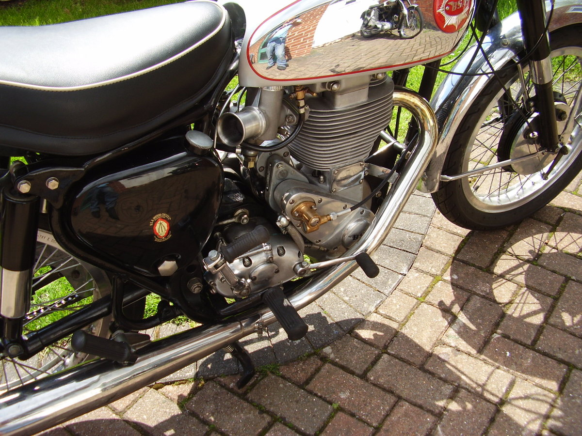 1958 Bsa DBD34 Gold Star Clubmans For Sale (picture 5 of 6)