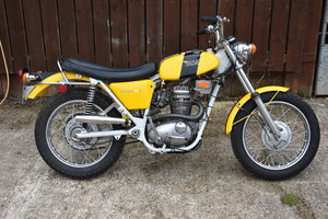 Lot 139 - A 1972 BSA 250 Gold Star - 10/08/2019 SOLD by Auction