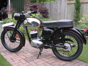 1968 BSA Bantam Supreme D14-4 For Sale 1925 OVNO. For Sale