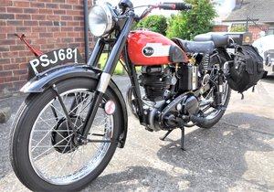 1953 BSA C 11 For Sale