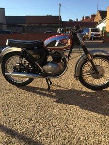 1963 Bsa A65