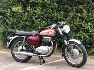 BSA A 65 Special 1962 650cc SOLD