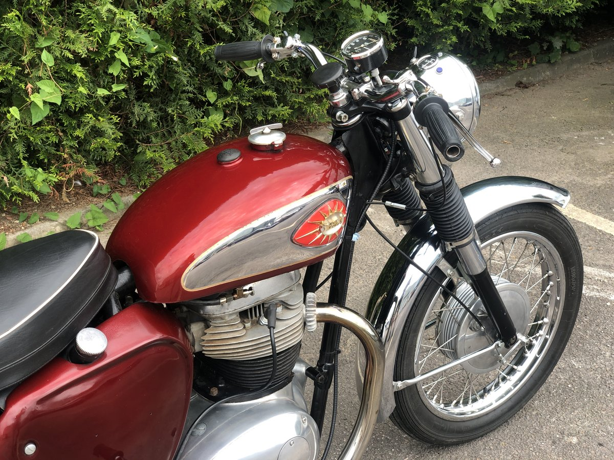BSA A 65 Special 1962 650cc SOLD (picture 5 of 6)
