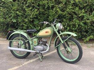 BSA Bantam D1 Plunger 1950 125cc