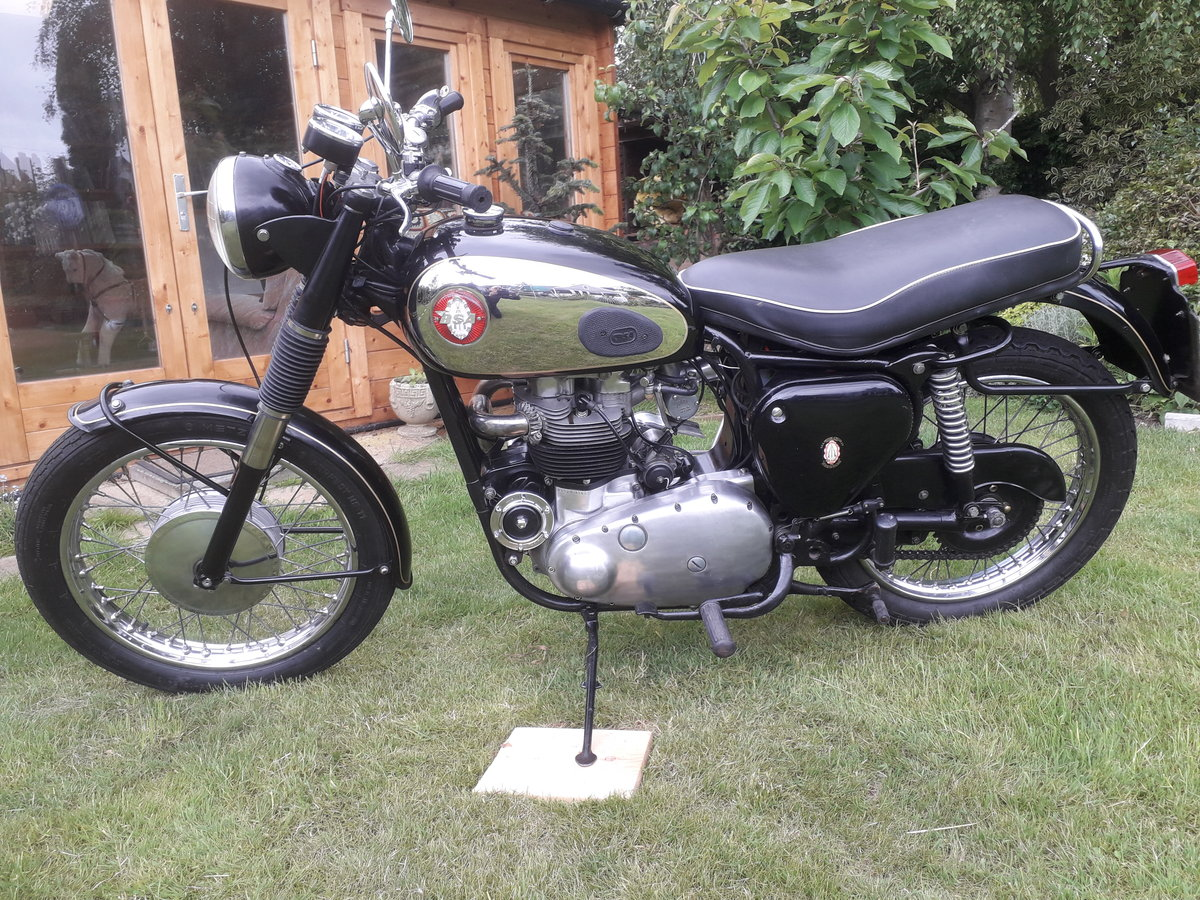 1958 BSA A10 super rocket For Sale (picture 6 of 6)