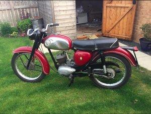 1965 BSA D7 original For Sale