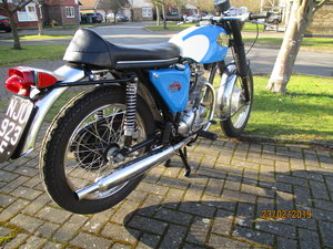 BSA Starfire 250cc 1968 For Sale