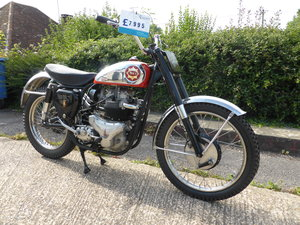 1962 BSA Spitfire Replica SOLD