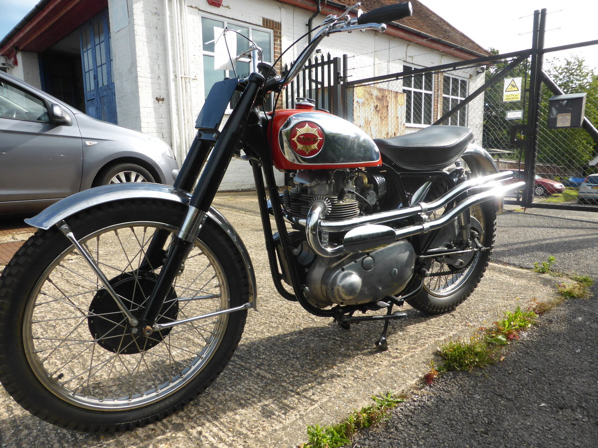 1962 BSA Spitfire Replica SOLD (picture 2 of 4)
