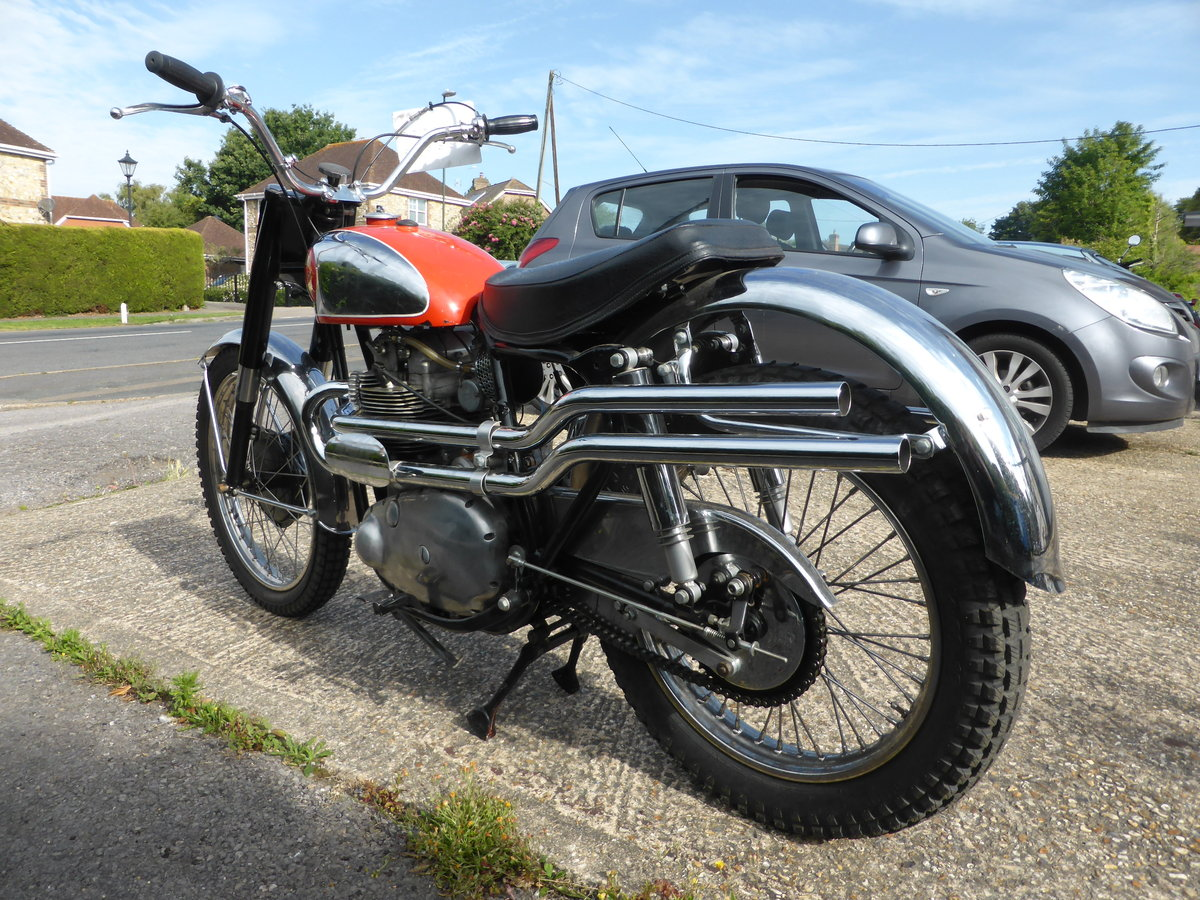 1962 BSA Spitfire Replica SOLD (picture 3 of 4)