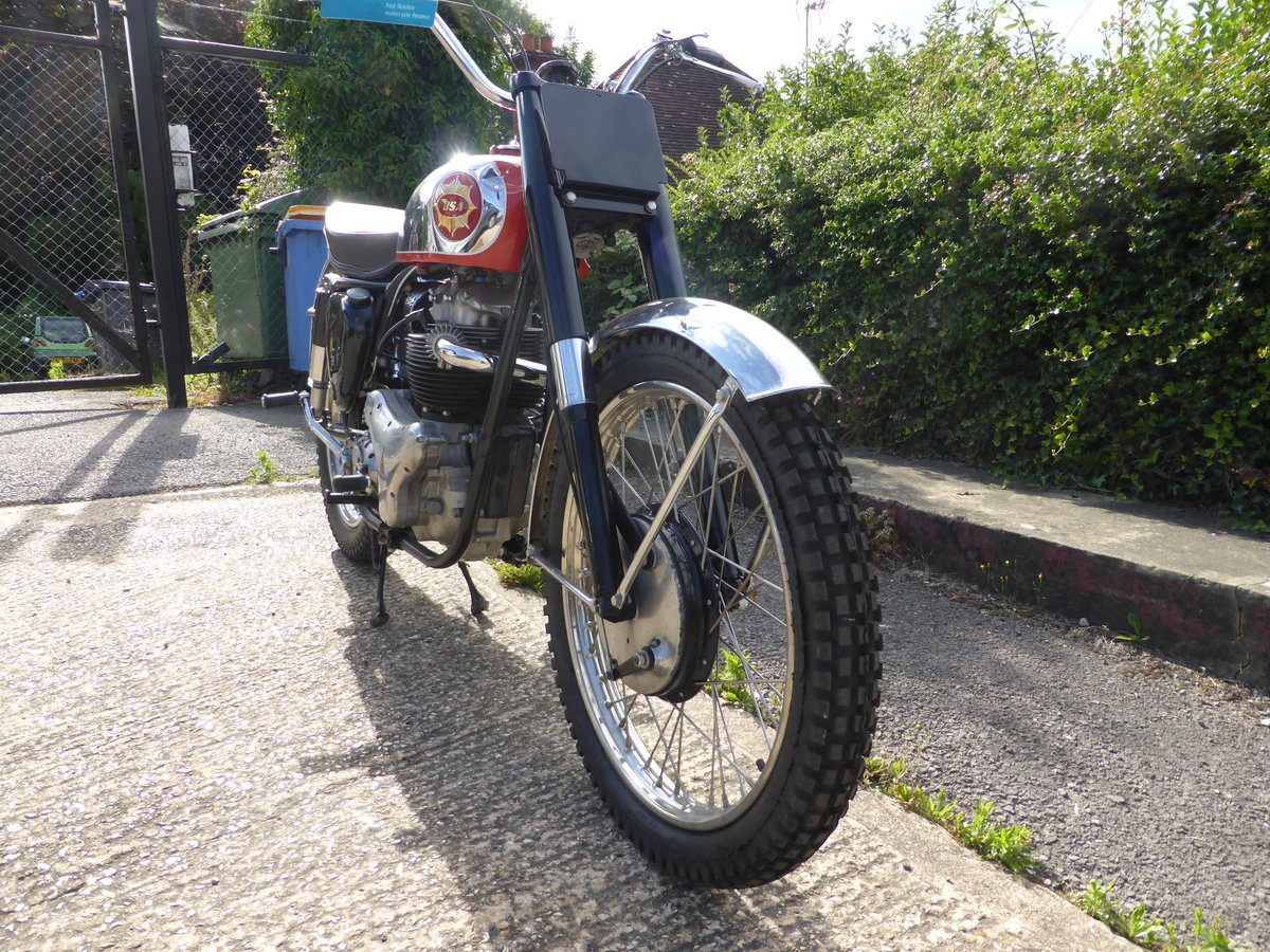1962 BSA Spitfire Replica SOLD (picture 4 of 4)