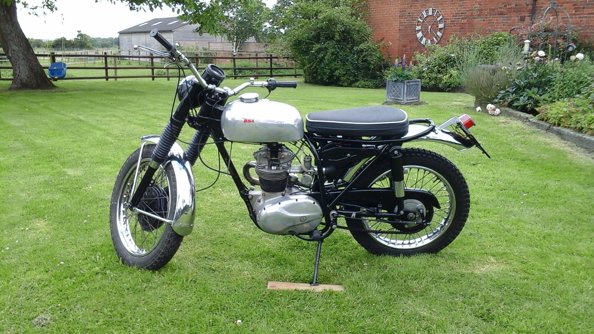 1964 BSA C15 SR For Sale (picture 1 of 6)