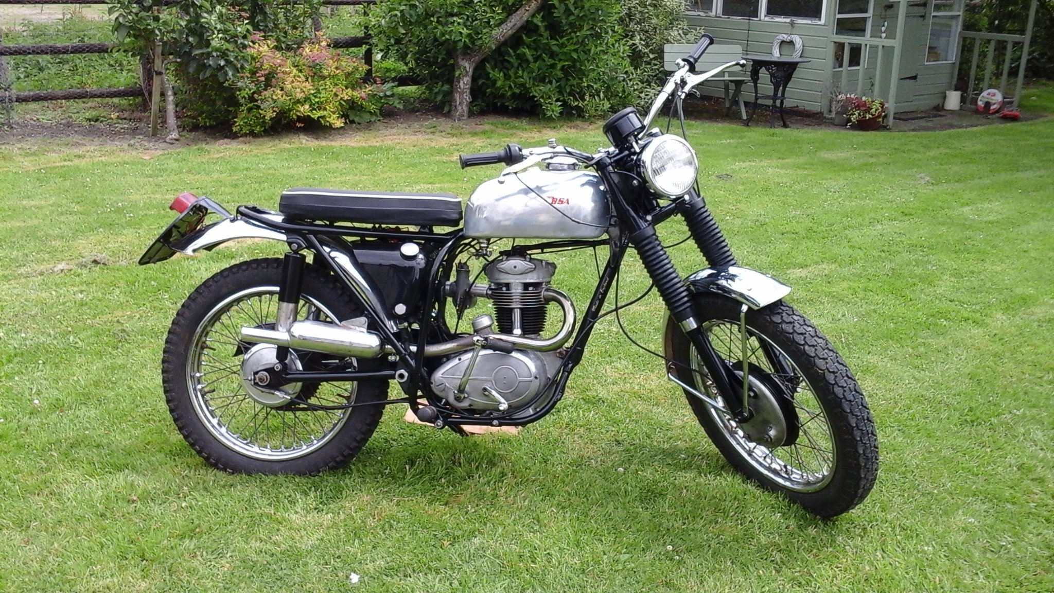 1964 BSA C15 SR For Sale (picture 5 of 6)