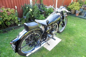 1948 BSA C11 For Auction Friday 12th July SOLD by Auction