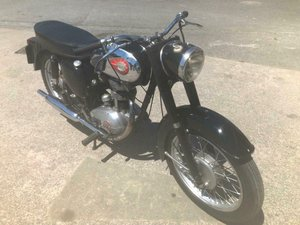 BSA 250 C15 1960 For Sale