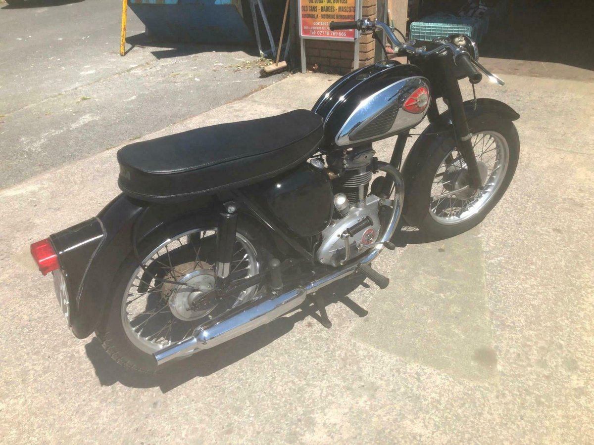 BSA 250 C15 1960 For Sale (picture 2 of 6)