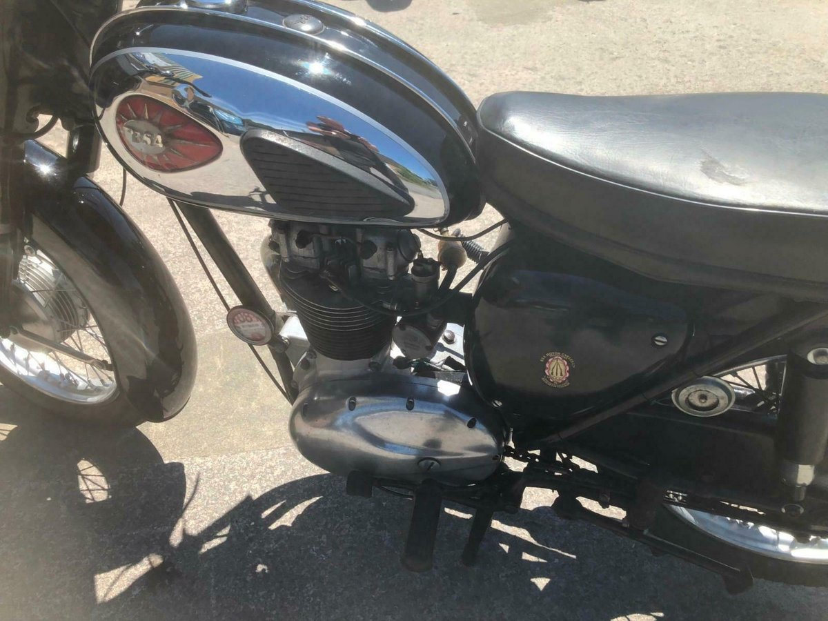 BSA 250 C15 1960 For Sale (picture 6 of 6)