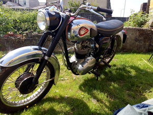BSA C15 (1958) ride away condition For Sale