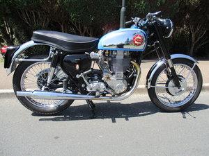 1959 BSA DBD34 500CC GOLD STAR For Sale