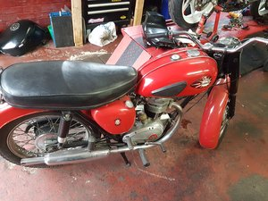 1960 Bsa c15  For Sale