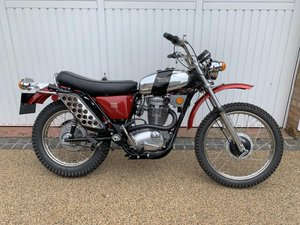 1971 BSA B50T Victor For Sale by Auction