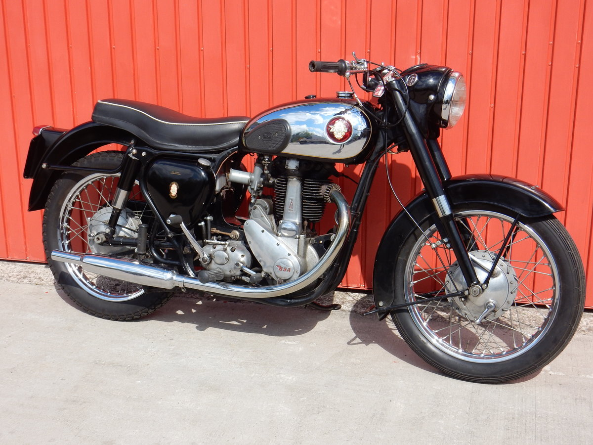BSA B31  350cc  1955 For Sale (picture 1 of 6)