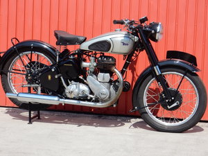 BSA M20 496cc 1949  Fully Restored