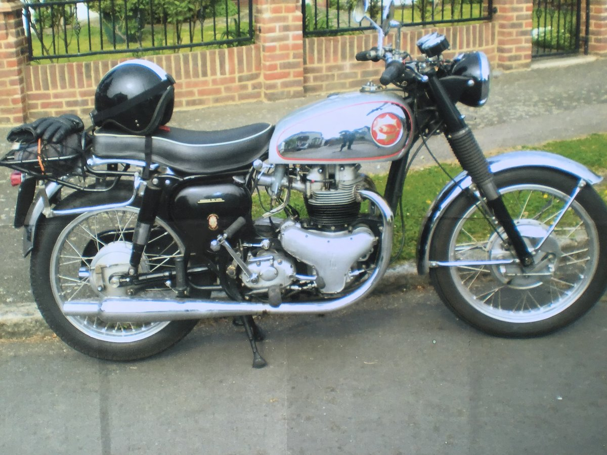1960 BSA Super Rocket For Sale (picture 1 of 2)