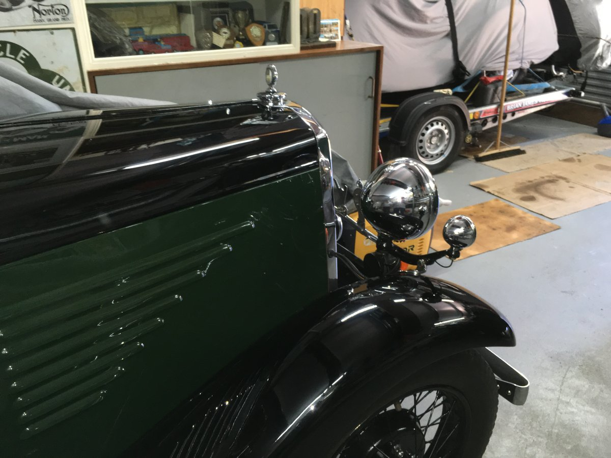 1932 BSA 10 HP Saloon SOLD (picture 5 of 6)