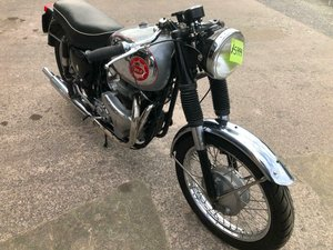 BSA 650 ROCKET MANUFACTURED 1959 IDEAL RGS PROJECT For Sale