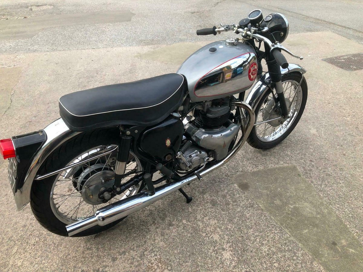 BSA 650 ROCKET MANUFACTURED 1959 IDEAL RGS PROJECT For Sale (picture 3 of 6)