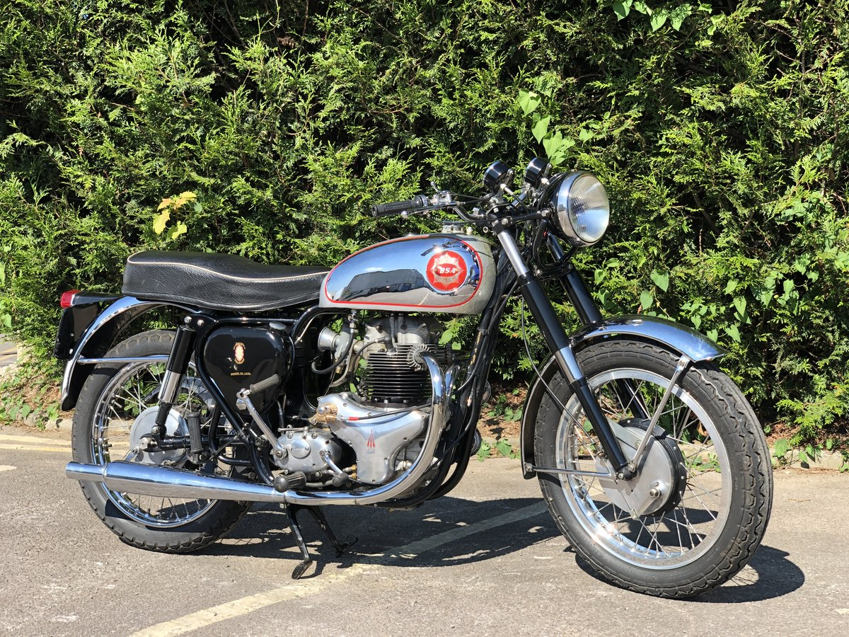 BSA R.G.S Replica 650cc 1961 SRM Serviced For Sale (picture 1 of 6)