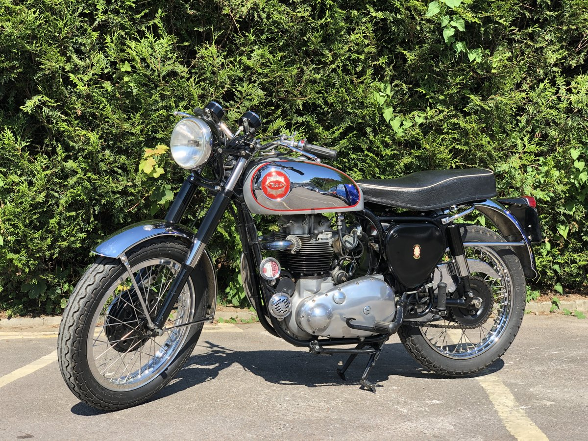 BSA R.G.S Replica 650cc 1961 SRM Serviced For Sale (picture 2 of 6)