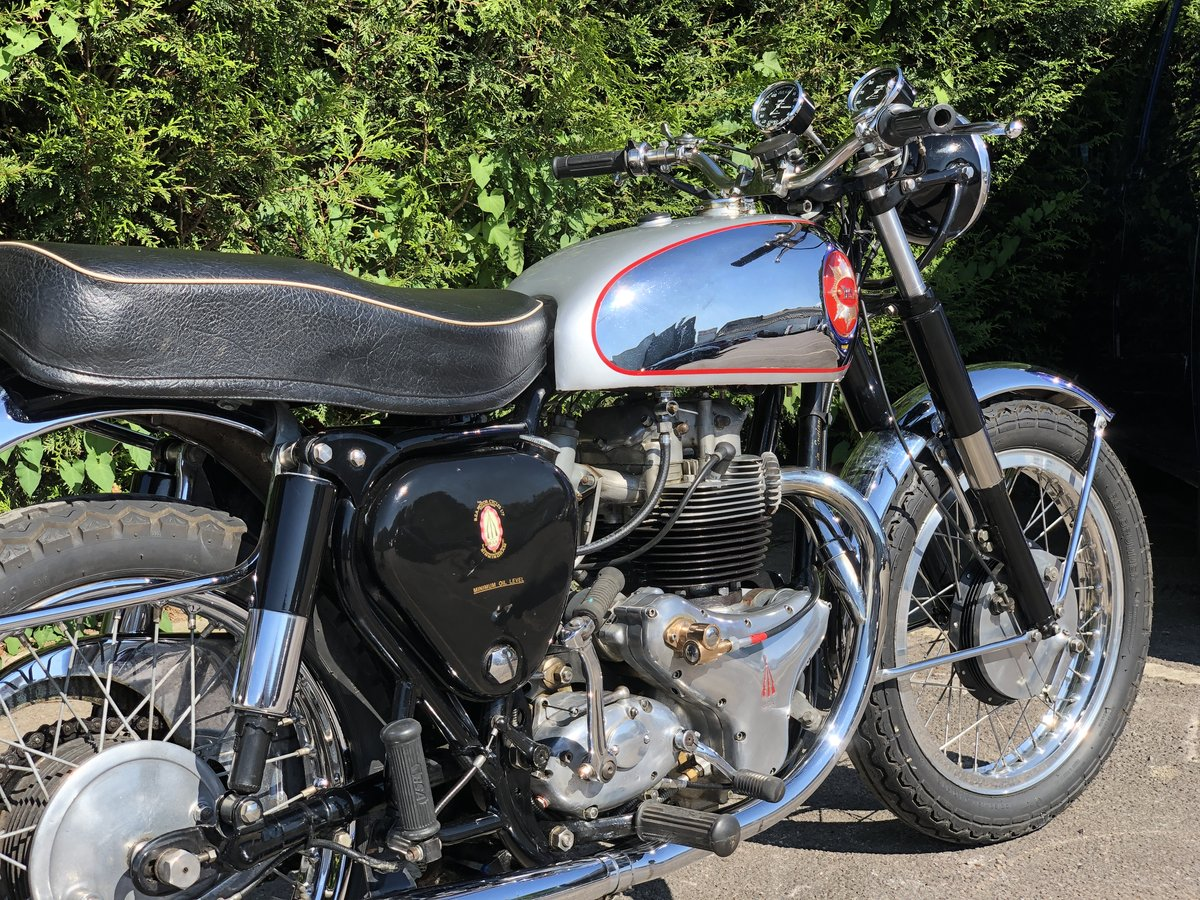 BSA R.G.S Replica 650cc 1961 SRM Serviced For Sale (picture 5 of 6)