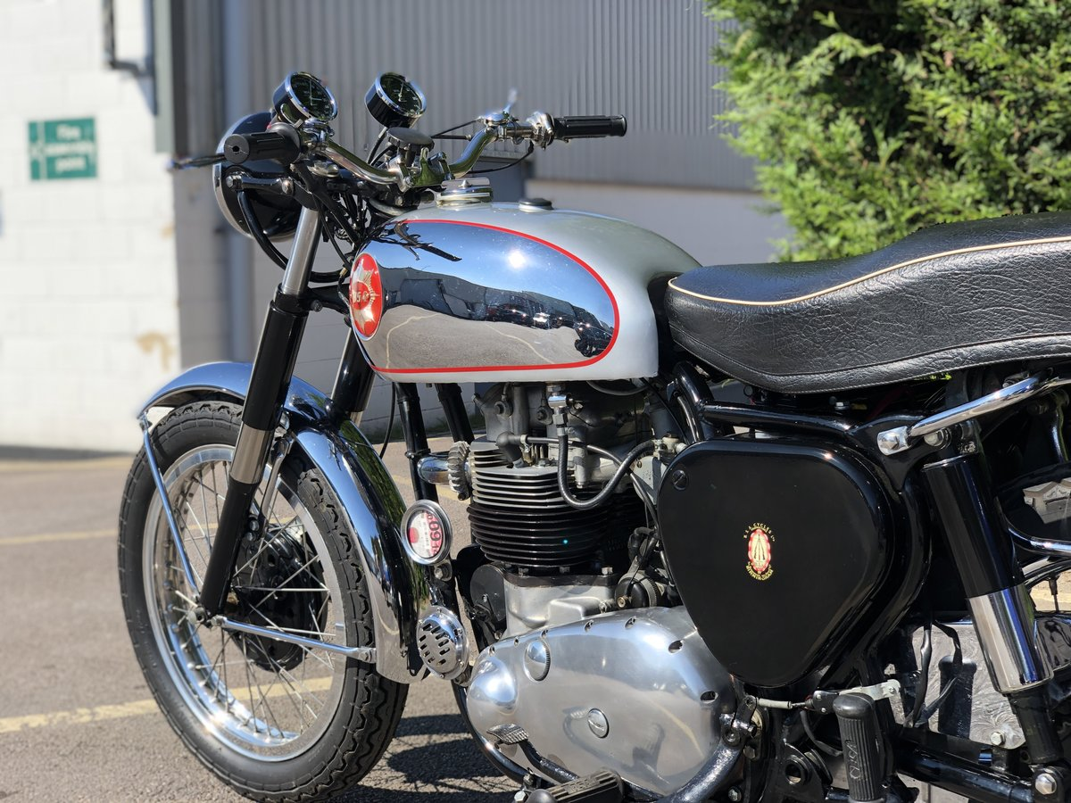BSA R.G.S Replica 650cc 1961 SRM Serviced For Sale (picture 6 of 6)