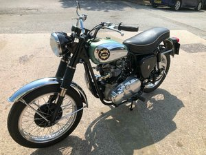 1956 TRIBSA 650cc T110 ENGINE. For Sale
