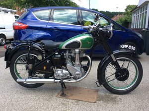 1952 BSA B31 For Sale