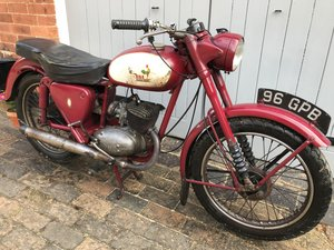 1956 BSA Bantam D5 Original Unrestored  For Sale