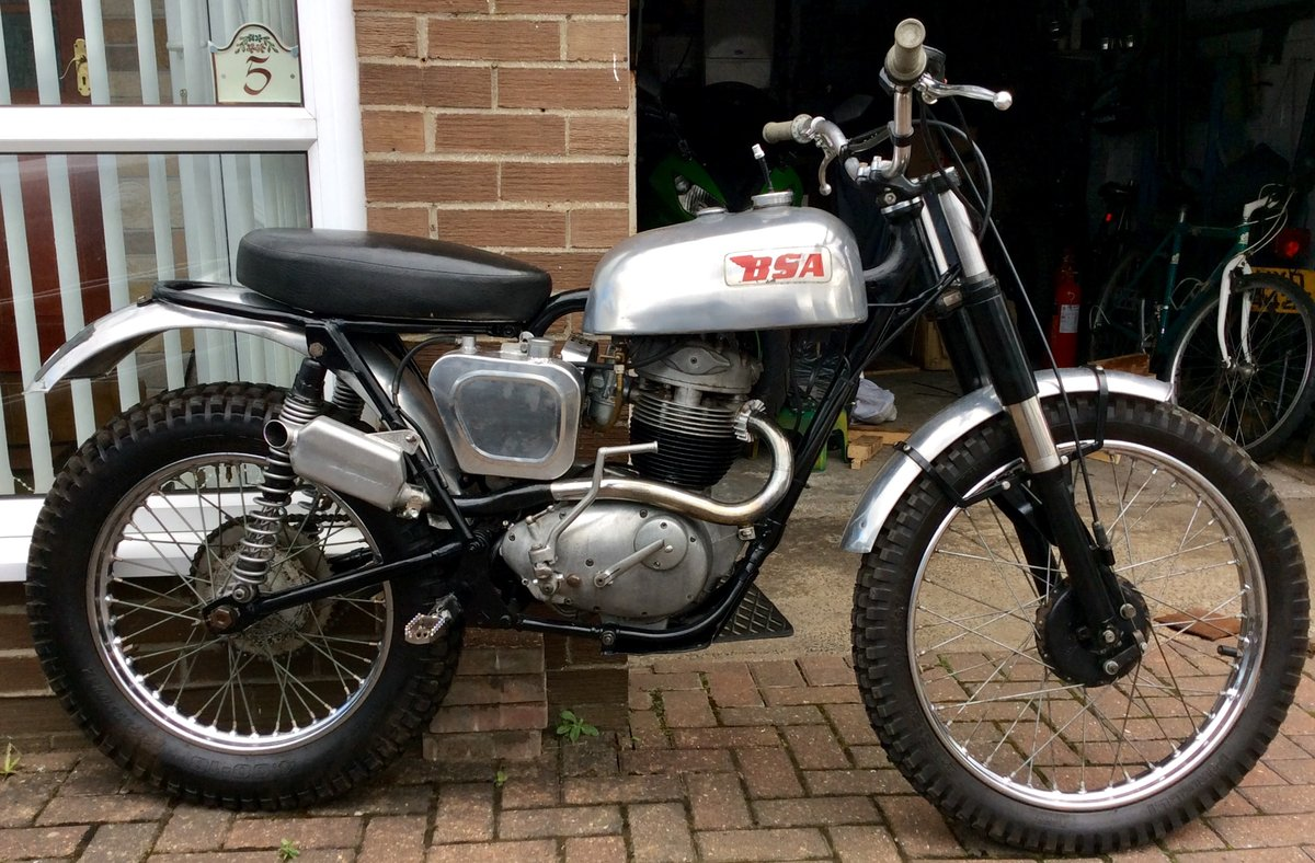 1962 BSA B40 For Sale (picture 1 of 4)