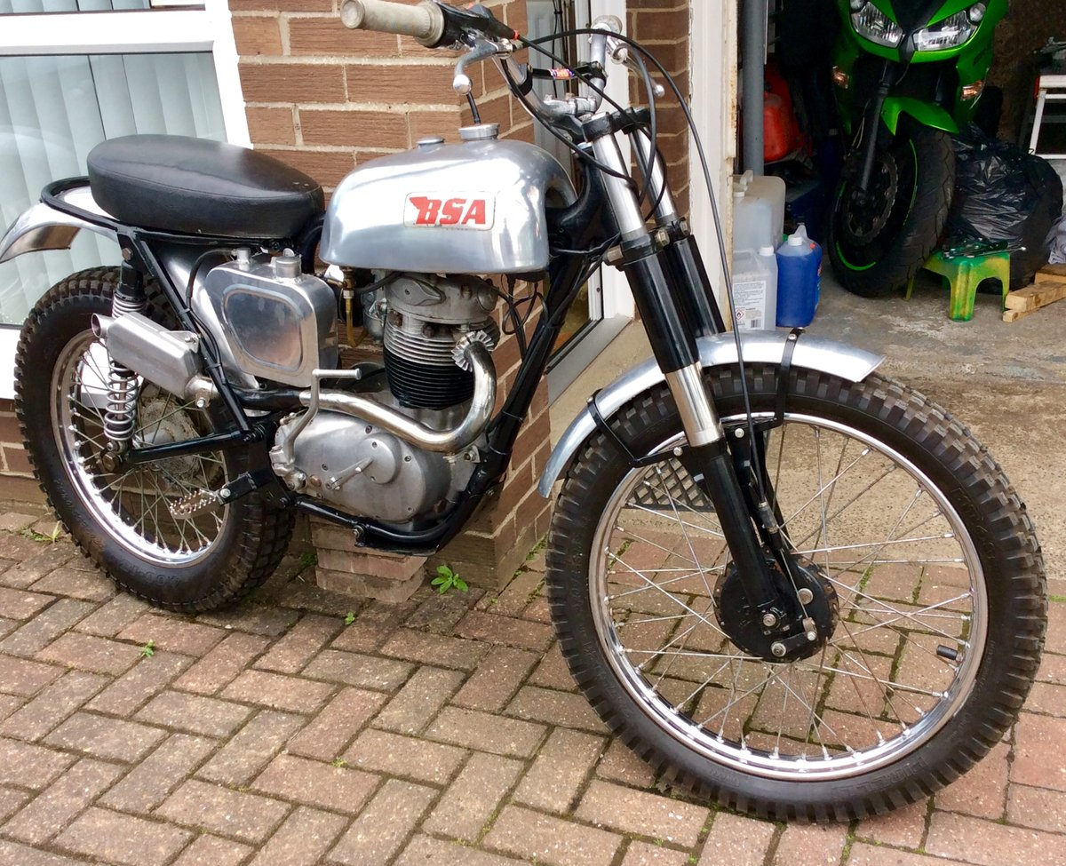 1962 BSA B40 For Sale (picture 2 of 4)