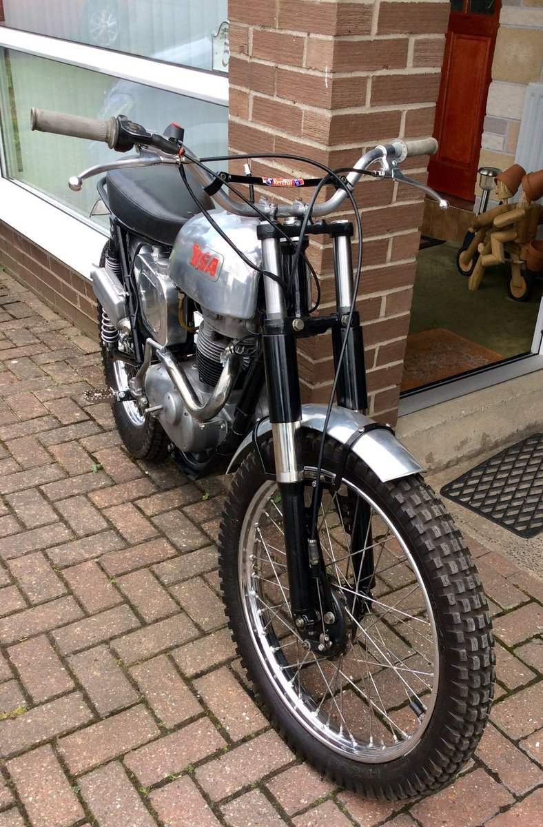 1962 BSA B40 For Sale (picture 3 of 4)