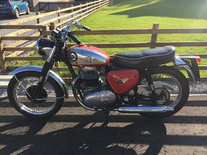 1964 BSA Lightning Rocket Very Rare