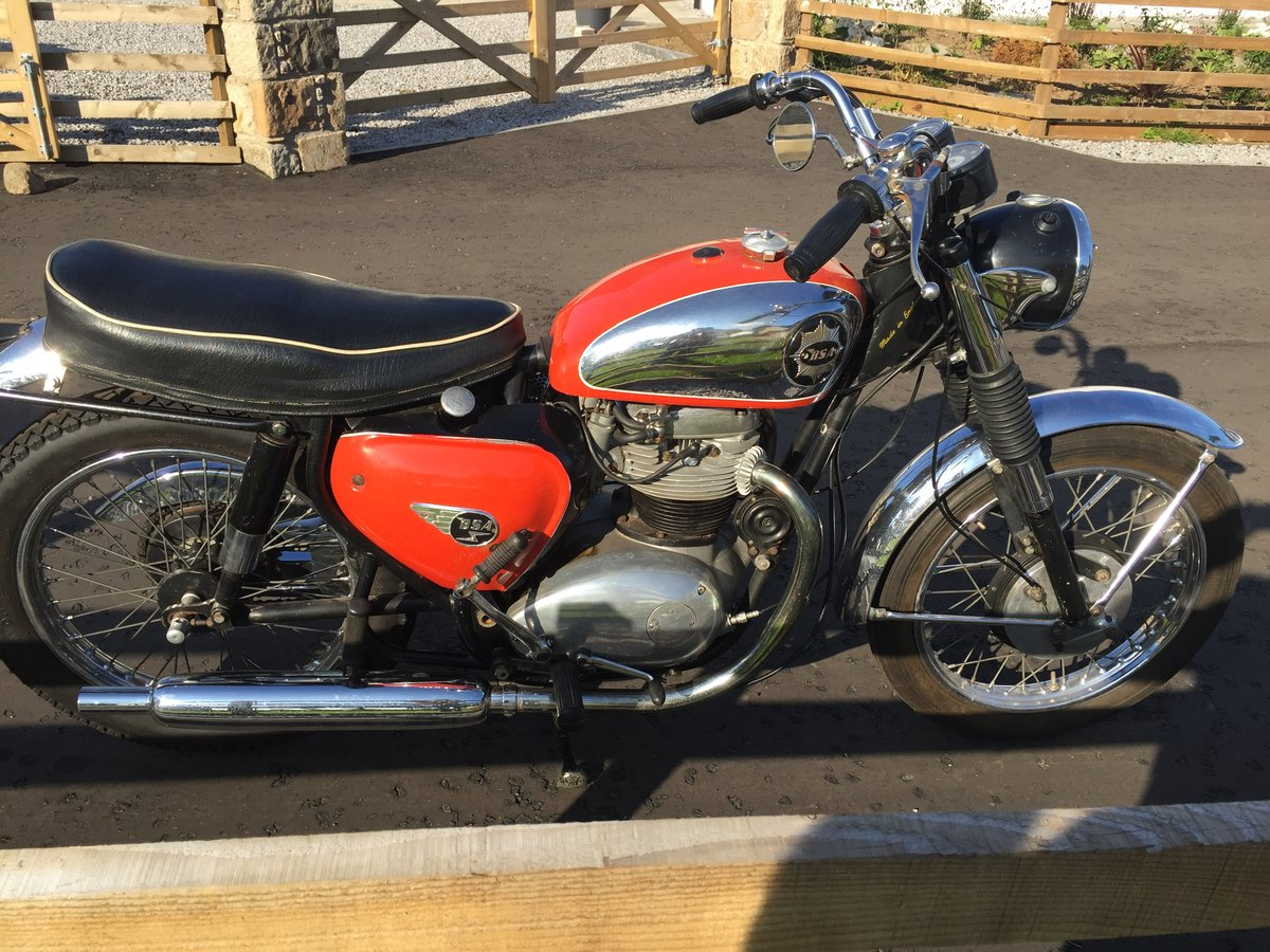 1964 BSA Lightning Rocket Very Rare  SOLD (picture 2 of 6)